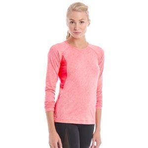 Lole Lynnew Long-Sleeve Top-Pink